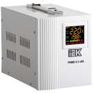 Стабилизатор симисторный Prime 0,5 кВА однофазный